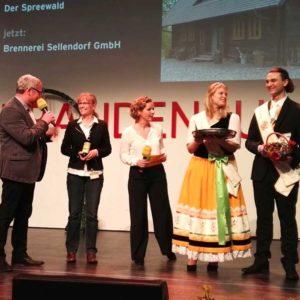 Brennerei Sellendorf auf der Internationalen Grünen Woche 2018